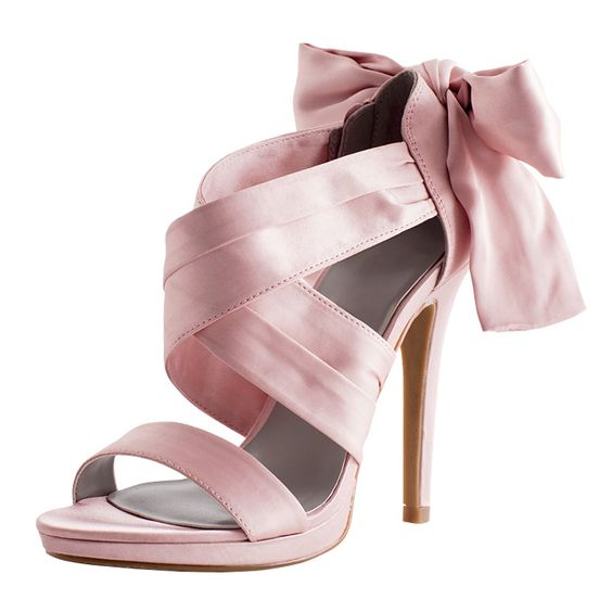 """Brides.com: Fashion Finds for Your Wedding. """"This shoe is both flirty and formal—not to mention affordable!"""" —Stephanie Davila, Online Fashion Editor Shoes, $88, White by Vera Wang, David's Bridal."""