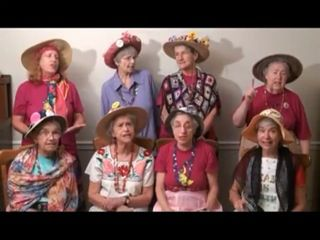 Renegade Raging Grannies <--  This is a must watch!  Please repin them!  Just hilarious.