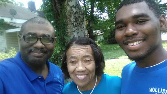 Me, jv, & mom Selfie :)))))