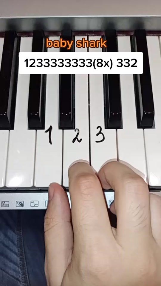 Trending Videos On Tiktok Easy Piano Songs Piano Songs Piano Music Easy