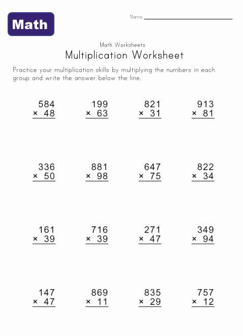 Advanced division worksheet generator