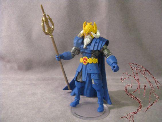 Odin (Marvel Universe) Custom Action Figure