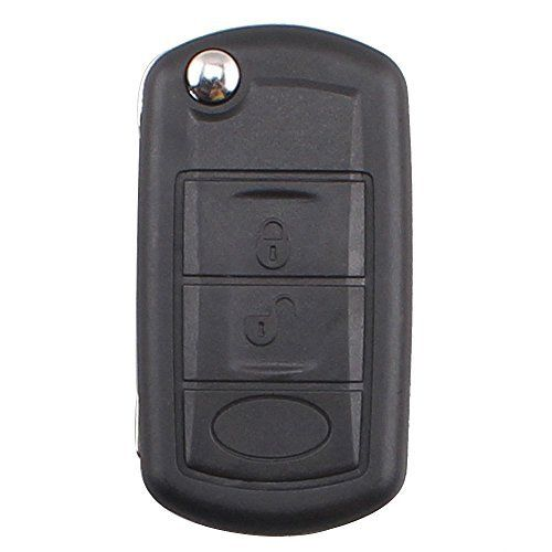 Uncut 2 Button Key Keyless Entry Control Fob  for Land Rover Discovery