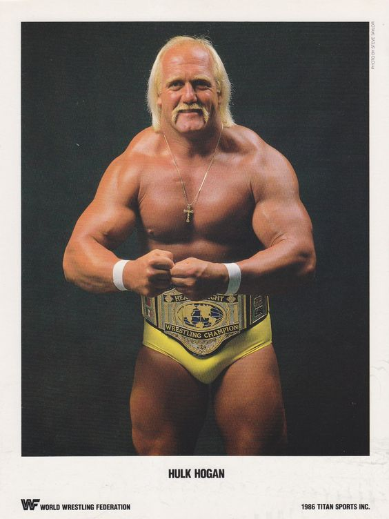 Hulk Hogan Obsessed With Wrestling