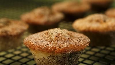 Sweet Butter's coffee doughnut muffins from the LA Times