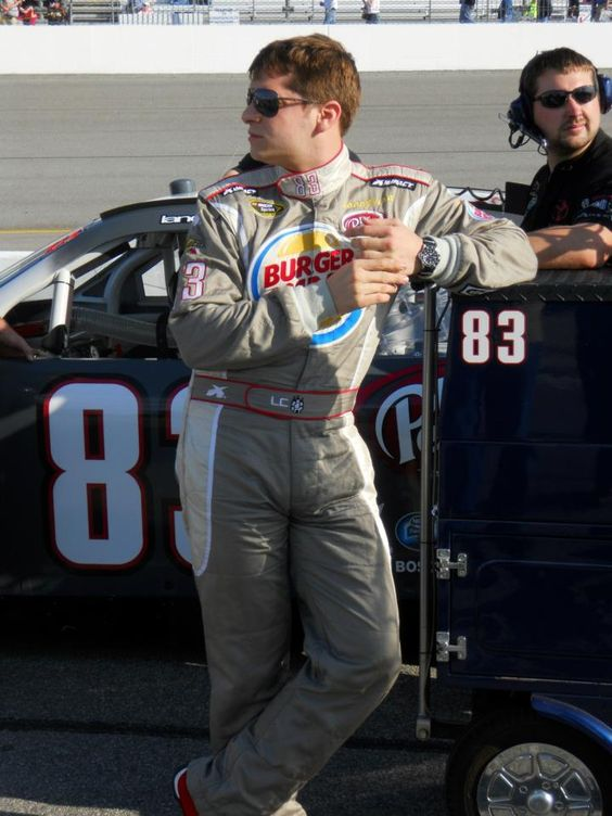 Please explain this sudden obsession of Landon Cassill to me. Please.
