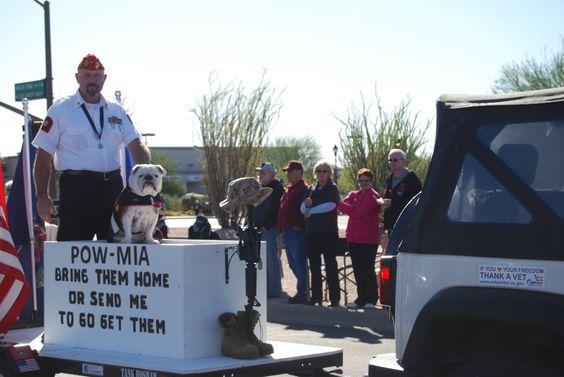 Veteran's Day 2012 Apache Junction, AZ