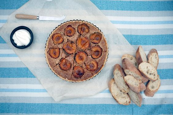 Apricot and Almond Tart - Recipe - NYTimes.com