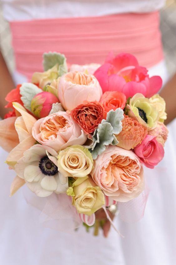Gorgeous bouquet! So colorful!