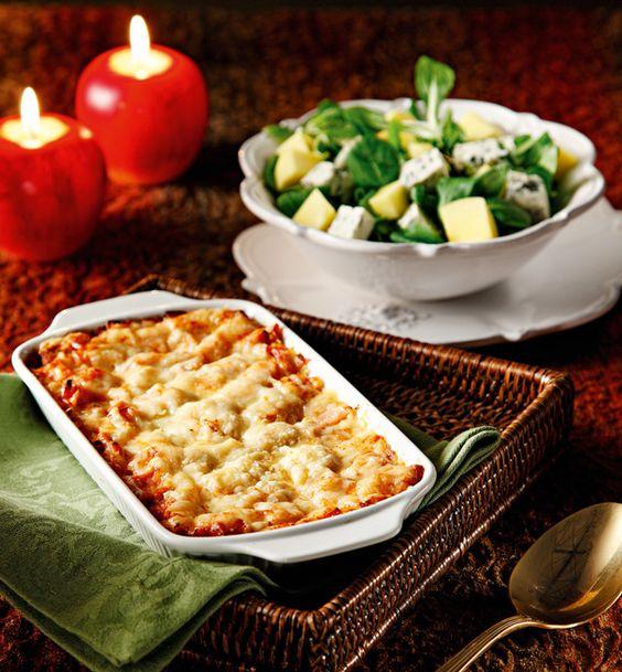 Κροκ μεσιέ φούρνου & σαλάτα με βαλεριάνα | olivemagazine.gr | Bloglovin':