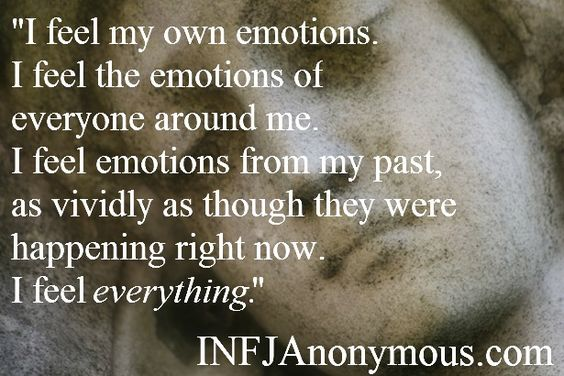 Poem contest Not Your Every Day Empath - INFJ Series - All Poetry