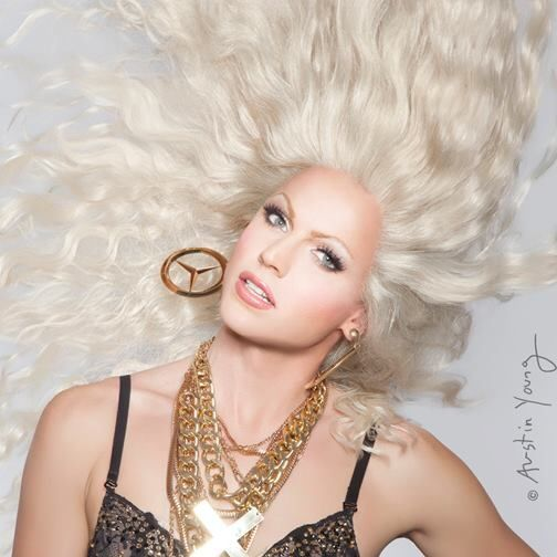 Executive Privilege By Sydney Falk: Courtney Act, Wigs And Runners On Pinterest
