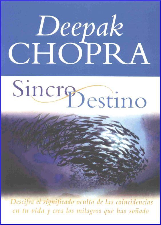 Deepak Chopra, Sincro Destino, PDF