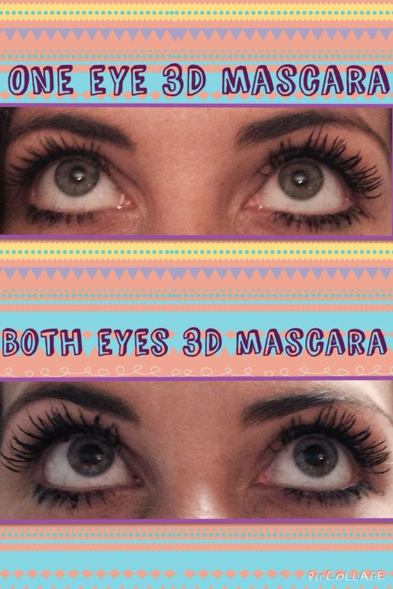 My personal 3d results #mascara #3dfiberlash www.youniqueproducts.com/katieclimbaugh