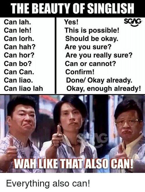 Singapore Memes Memes Singapore Funny