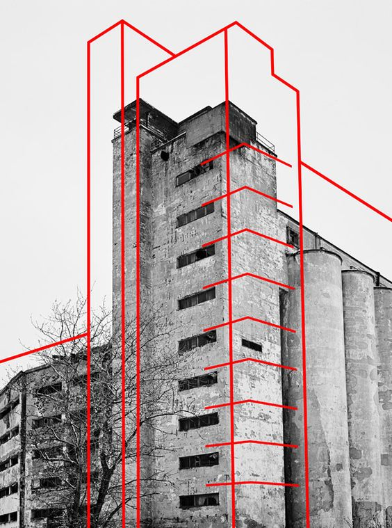 Architecture Photography Career the subjects of geometry and mathematics of sasha vithin's