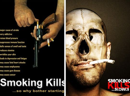 Best Anti Smoking Ad Campaign  Smoking, Best ads and Thoughts