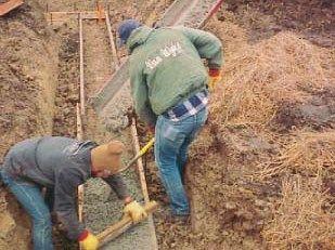 Concrete footing fundamentals