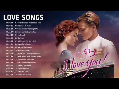 Best Romantic Songs Love Songs Playlist 2019 Great English Love Songs Collection Hd Youtube In 2020 Love Songs Playlist Romantic Songs Love Songs