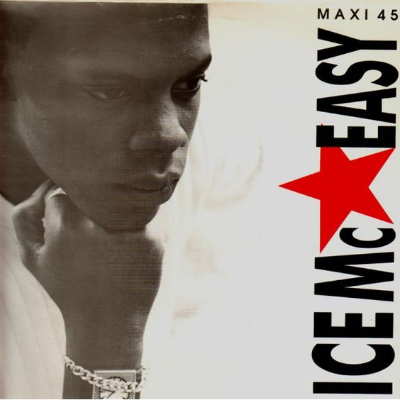 ICE MC – Easy (single cover art)