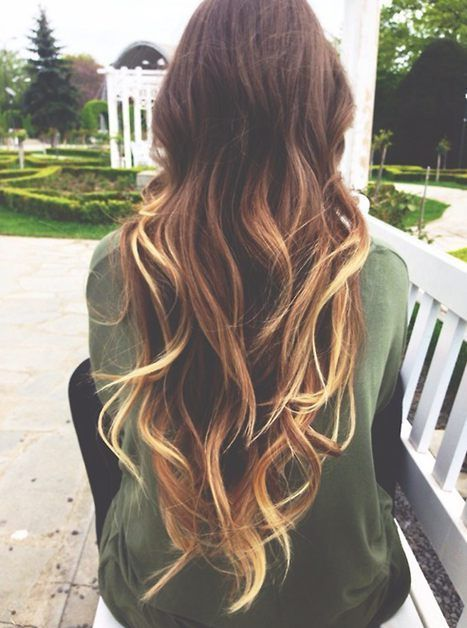 hair styles for long hair curls: