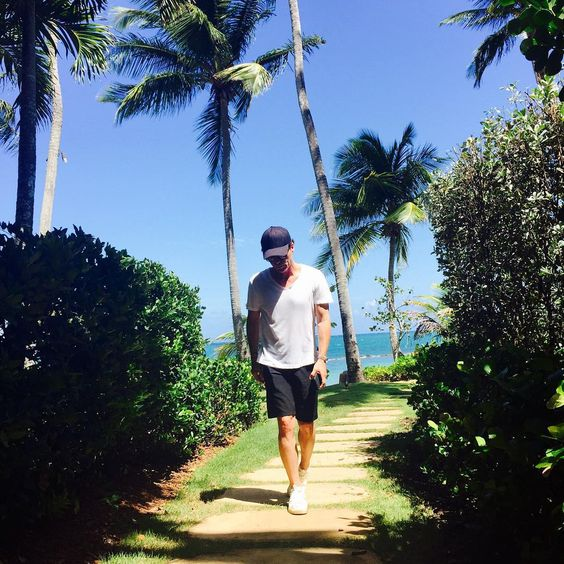 """Morning stroll in paradise #puertorico"""