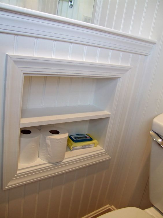 Toilets Linen Closets And Shower Walls On Pinterest