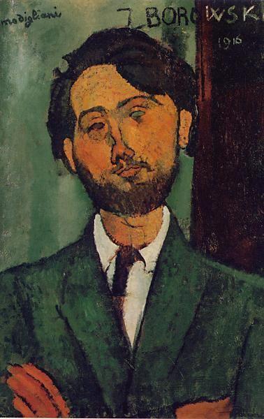 Zborowski, Modigliani