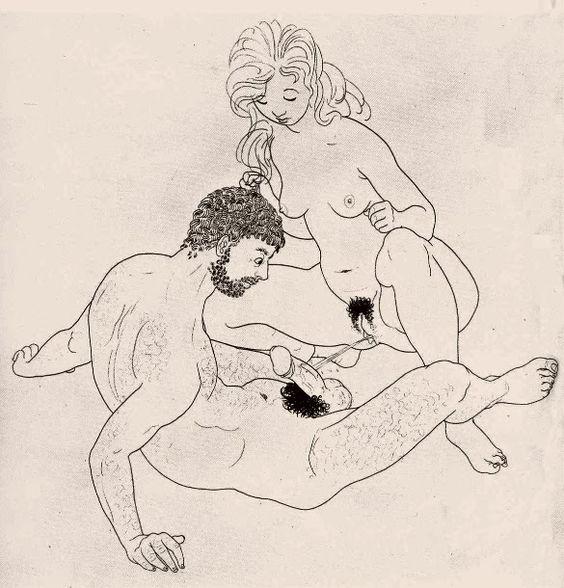 Erotica Drawings 19