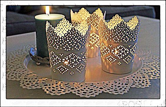 Candle lantern ikea skurar home decor pinterest nice candles and lanterns - Candele decorative ikea ...