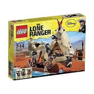 LEGO Lone Ranger Comanche Camp #KmartFab15 #sponsored
