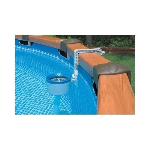 Intex swimming pool deluxe wall mount surface skimmer - Skimmer de surface intex ...