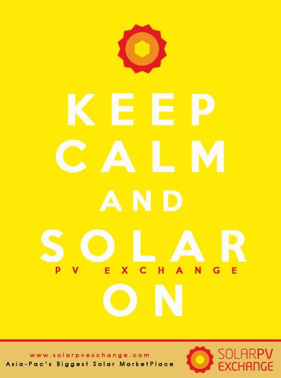 Solar panel advertising slogan