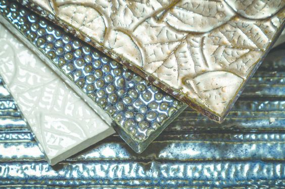 Artistic Tile has teamed with premier designer Michael Aram to create a line of decorative tile. The Michael Aram Collection draws on some of the designer'...