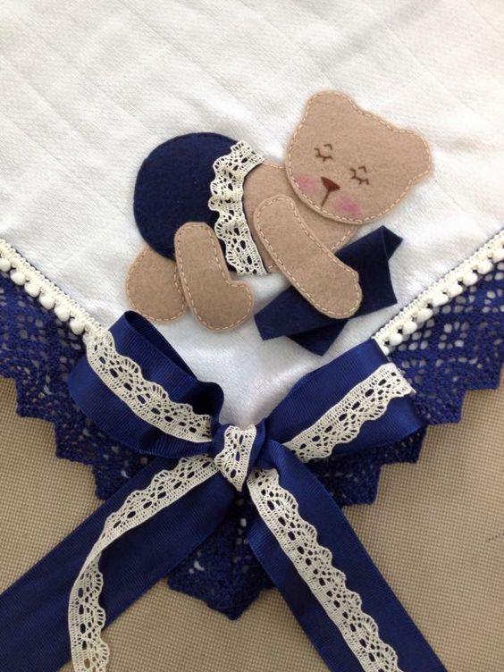 Fraldinha personalizada   Little angel