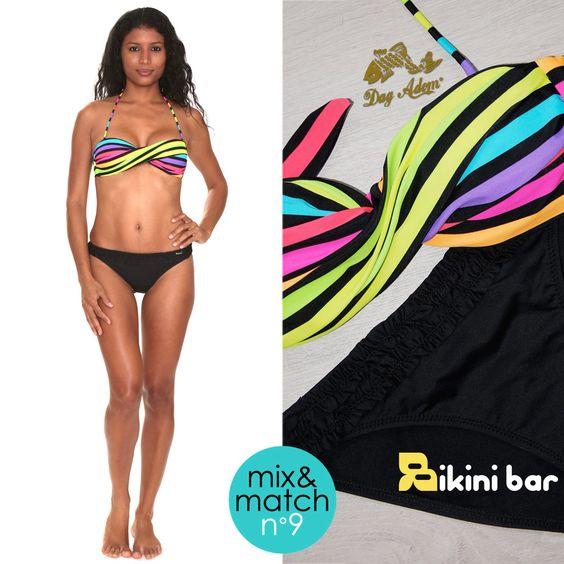 Maillot de bain mix and match 9 - Mademoiselle Bikini