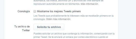 Twitter lanza por fin su nuevo algoritmo para el timeline