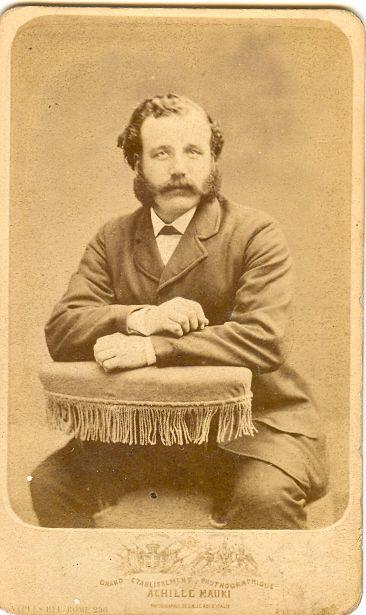 Wilson Holmes, circa 1880-1883