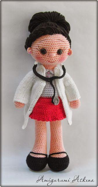 amigurumi Doctore Amigurumi Dolls Pinterest ...