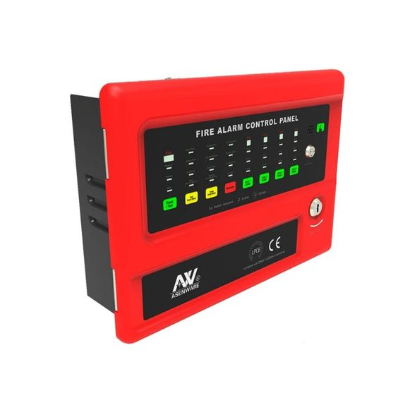 Asenware 4 Zone Fire Alarm Control Panel Aw Cfp2166 4 In 2020
