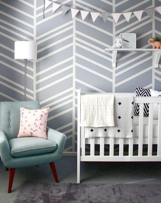Babykamer Étoile van Petite Amélie  Fotografie: Paulina Arcklin