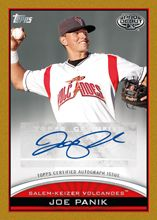 SportsCollectorsDaily.com: Minor Leaguers Galore in 2012 Topps Pro Debut Baseball [Article]