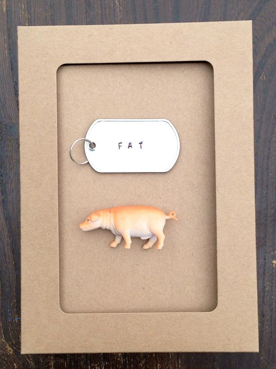 Gift Card -Fat Pig
