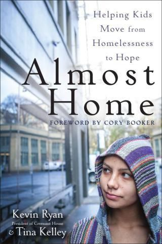"""Almost Home: A new book by Covenant House President Kevin Ryan & former New York Times Writer Tina Kelley tells the stories of six extraordinary young people who, despite almost unimaginable suffering and adversity, exceeded almost everyone's expectations.    """"What a blessing it is that hope, our biggest weapon against the streets, is so contagious.""""—Kevin Ryan    Help us spread the word about Almost Home by sharing a quote like the one above on Twitter or Facebook, or Pinterest!: Social Work, Books Worth Reading, Kevin Ryan, Teen Mother, Runaway Youth, Drug Addiction, Kids Move"""