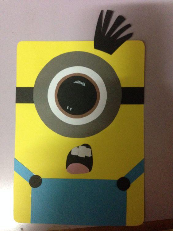 Minion card idea
