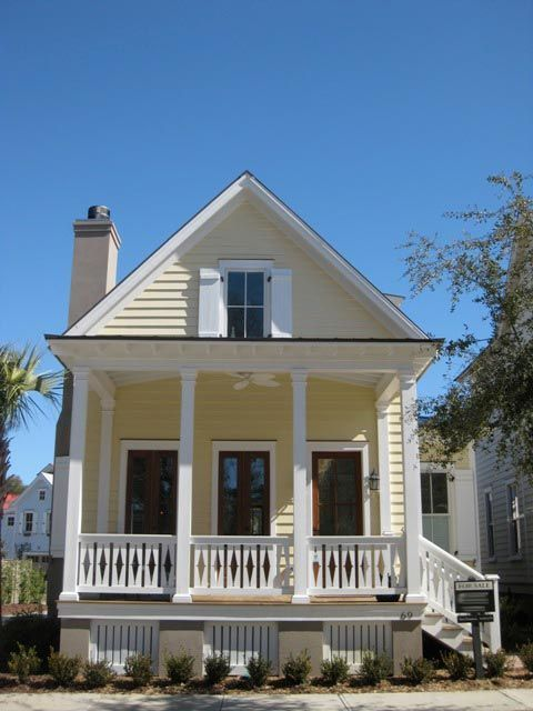 House plans home and a small on pinterest for Small coastal homes