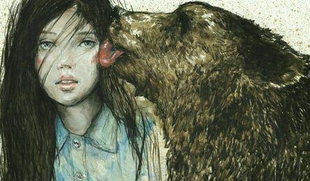 Bear art: