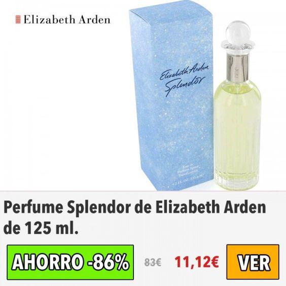 Perfume Splendor de Elizabeth Arden. #ofertas #descuentos
