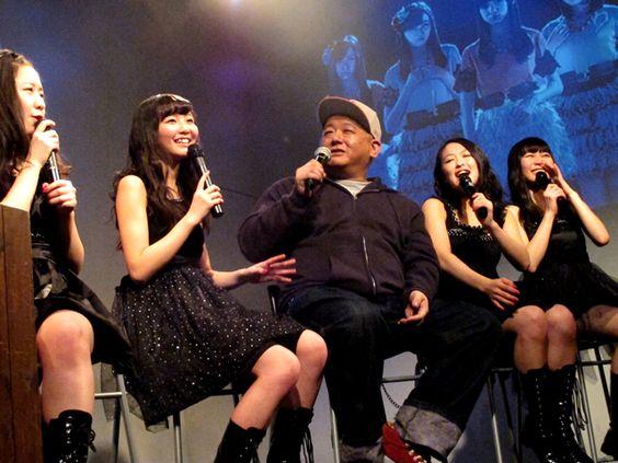 インタビュー:松井寛×南波一海 with 東京女子流 - CDJournal CDJ PUSH