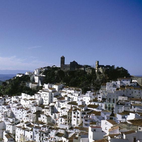 Casares, Málaga.